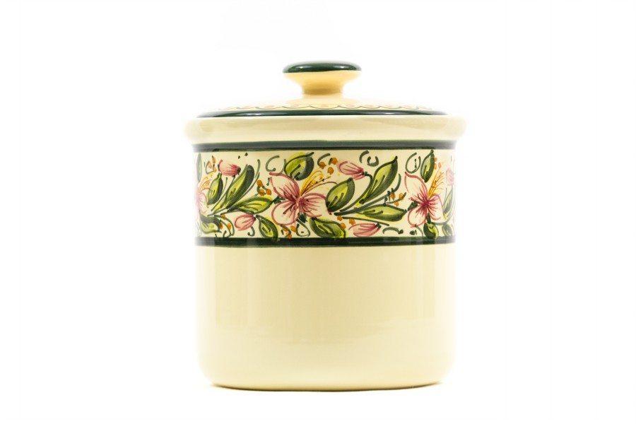 Contenitore in ceramica per sale grosso, Ceramiche Liberati