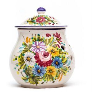 Portacipolla in ceramica Abruzzo, Ceramiche Liberati.