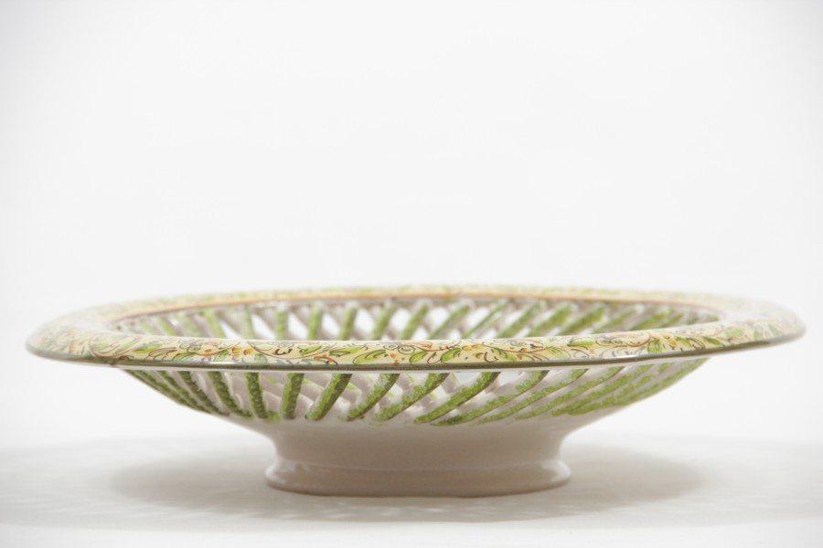 ceramica paesaggio abruzzese intreccio, Ceramiche Liberati