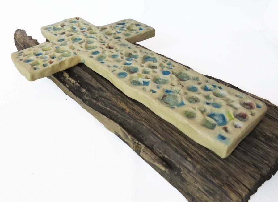 Croce in ceramica moderna italiana, Ceramiche Liberati