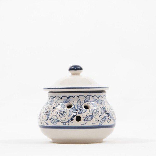 Contenitore in ceramica per peperoncino teate, Ceramiche Liberati