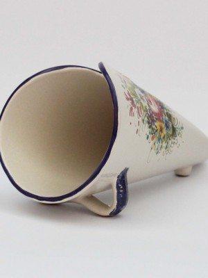 Arrosticini holder by Ceramiche Liberati