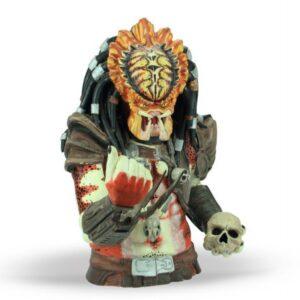 Scultura in ceramica The Predator, Ceramiche Liberati