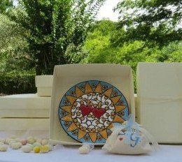 Bomboniere personalizzabili in ceramica artistica di Ceramiche Liberati