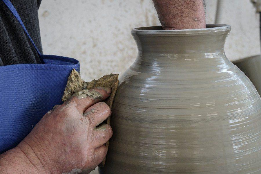 Lavorazione Della Ceramica.Lavorazioni Della Ceramica Artigianale Tradizionale E