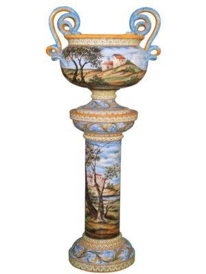 Ceramica tradizionale e figurativa