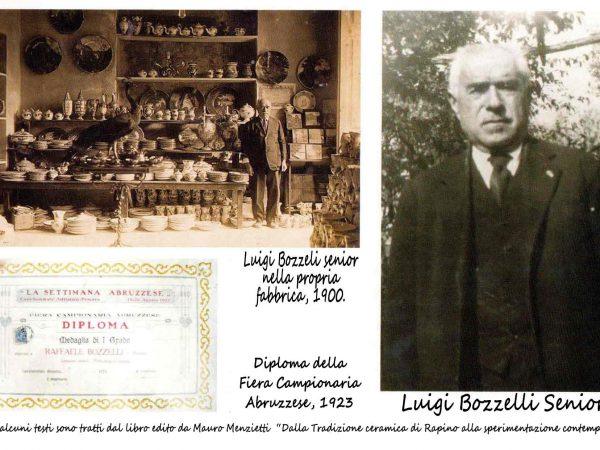 Ceramica Abruzzo foto repertorio Ceramiche Liberati