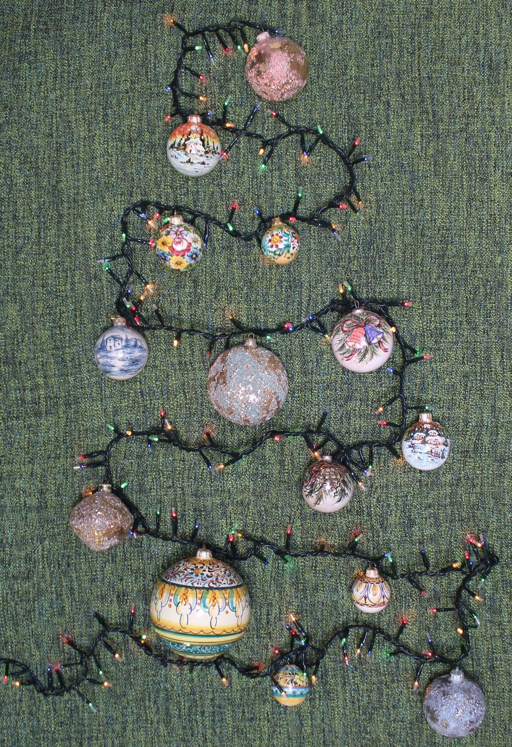 Decorazioni natalizie quando nasce l 39 albero di natale - Decorazioni albero natale ...
