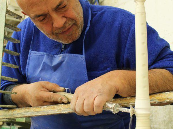 Ciaramella in ceramica artigianale, Ceramiche Liberati