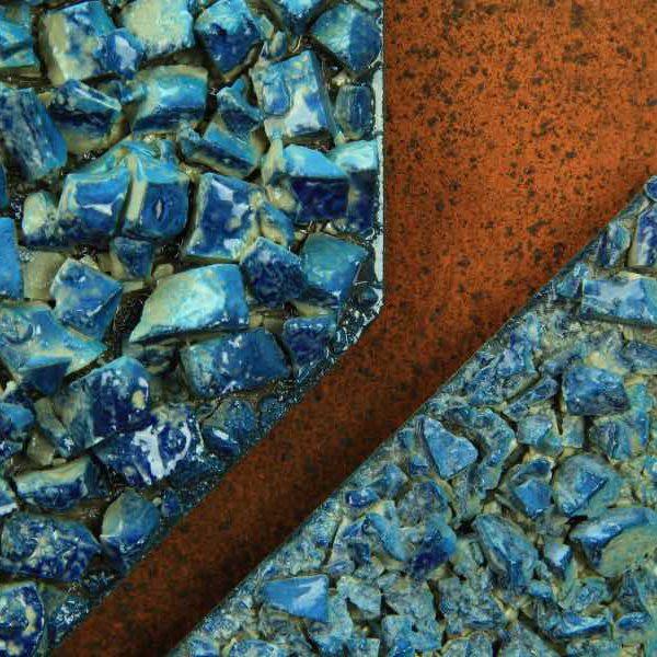 Pannello in ceramica moderna
