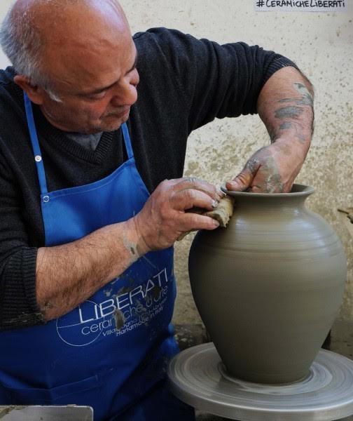 Festa della mamma Ceramiche liberati