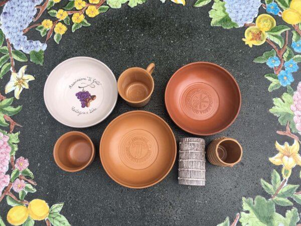 Ceramica per eventi articolo blog di Ceramiche Liberati