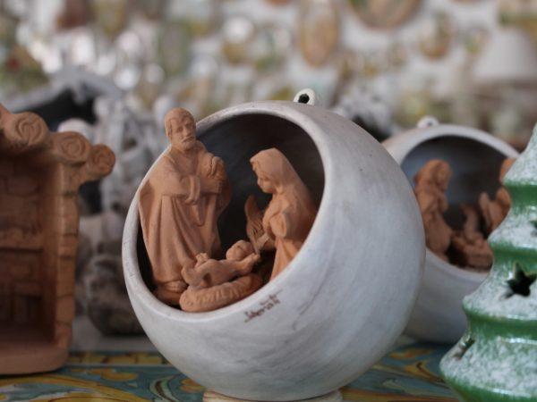 Regali di Natale in ceramica artigianale