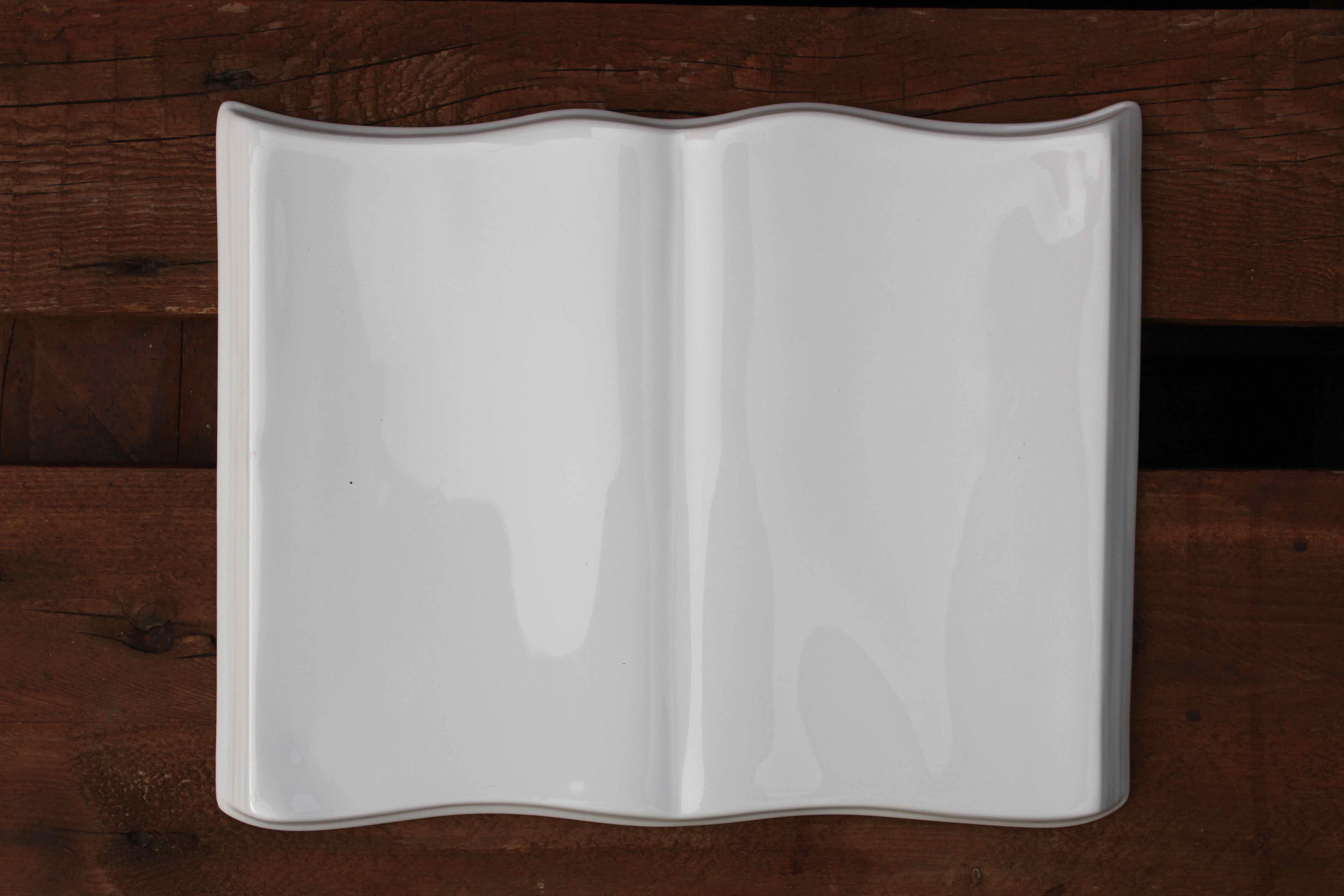 Fotoceramica abruzzo stampa digitale su ceramica for Libro in ceramica