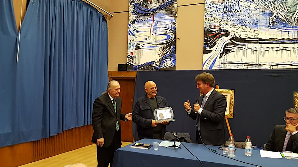 Ceramica moderna e contemporanea - Premio alla Carriera di Giuseppe Liberati