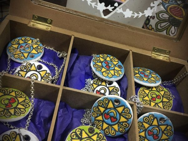 Regali originali per lui e per lei in ceramica artigianale artistica di Ceramiche Liberati