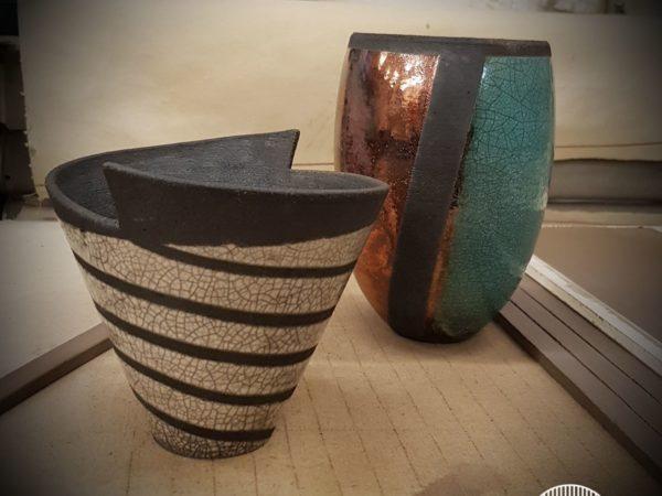 Tecnica della ceramica raku in Abruzzo - Ceramiche Liberati