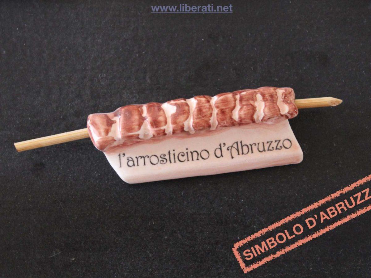 Arrosticini e accessori in ceramica artiginale_Ceramiche Liberati