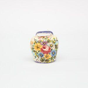 Campanaccio in ceramica Fioraccio Abruzzese