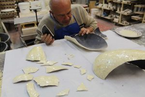 Servizio restauro della ceramica Abruzzo_Ceramiche Liberati